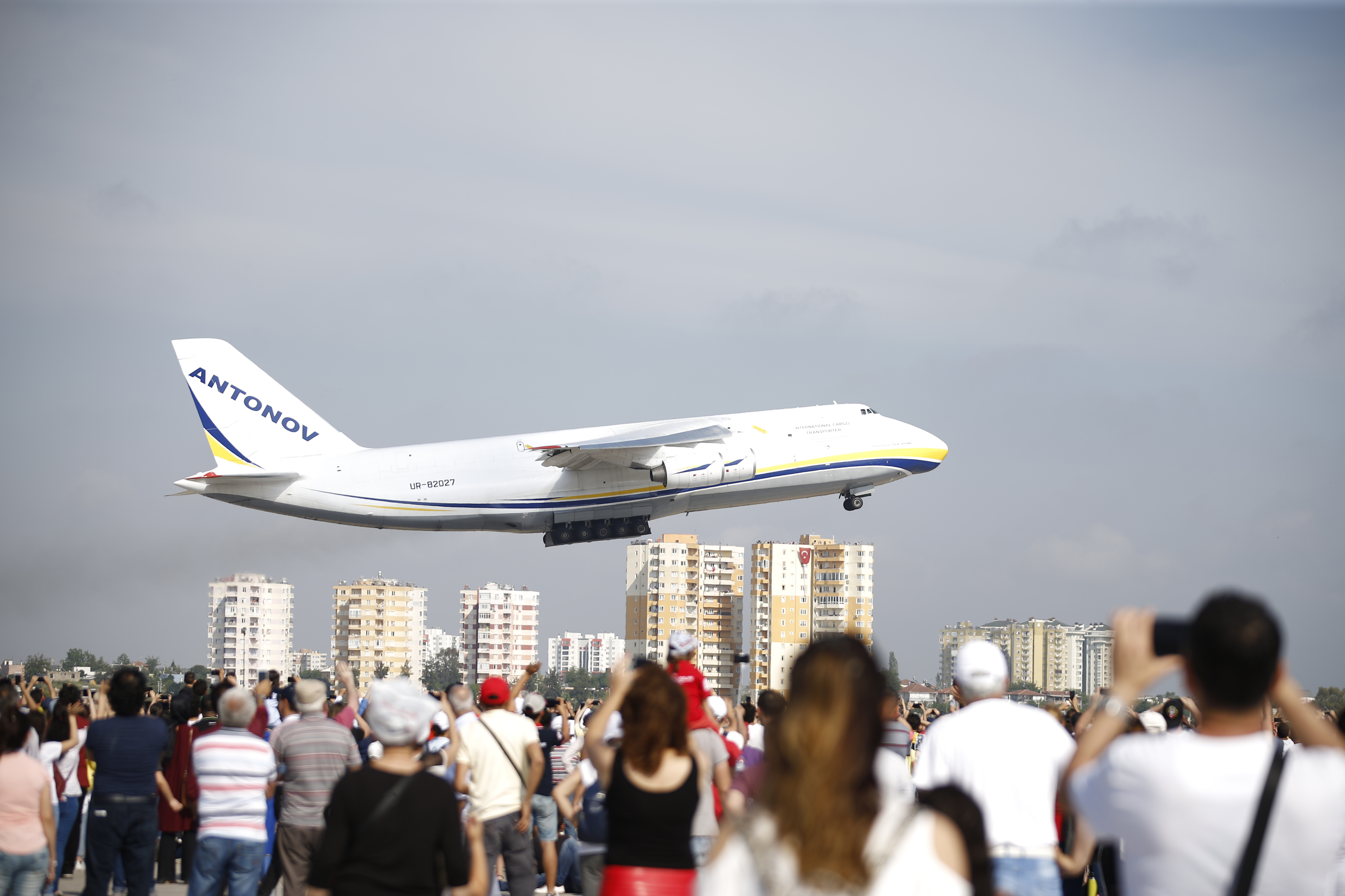 Турецко-украинский проект военного транспортного самолета Ан-188