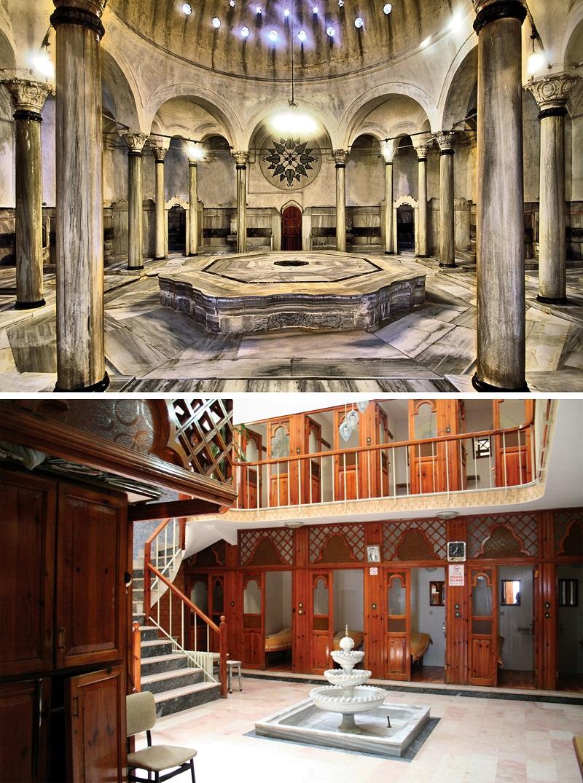Los históricos baños turcos de Estambul  TRT Español