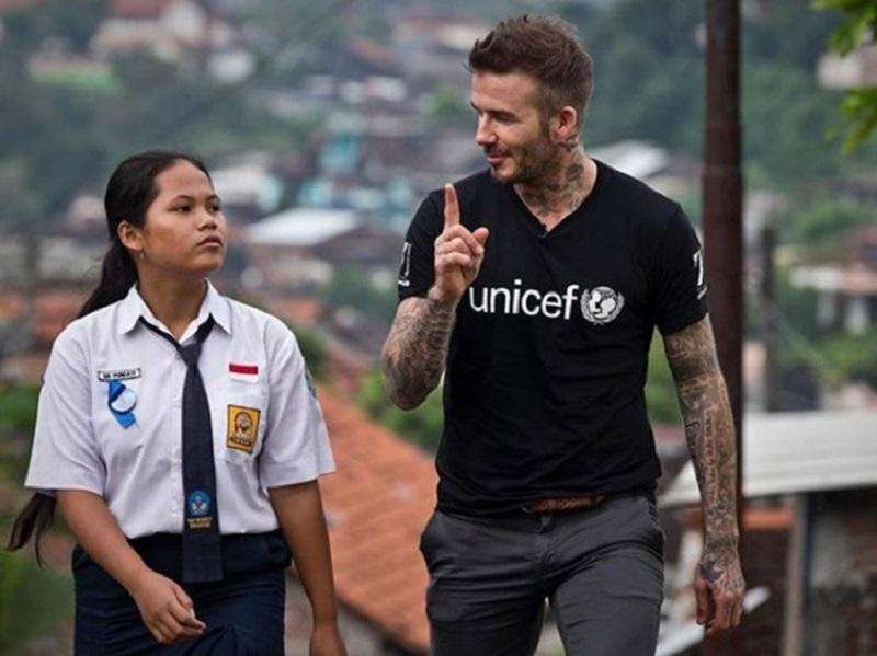 Ante Unicef, Meade se compromete a velar por derechos de la infancia