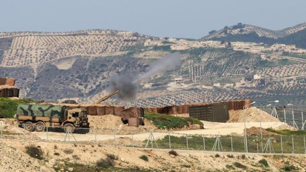 Президенты России иТурции обсудили ситуацию вСирии