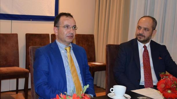 """""""La Turquie joue un rôle critique dans la sécurité énergétique"""""""