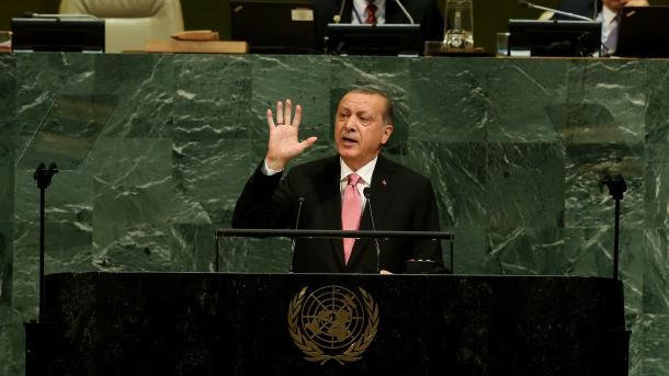 Erdogan: Bota është më e madhe se pesë   TRT  Shqip