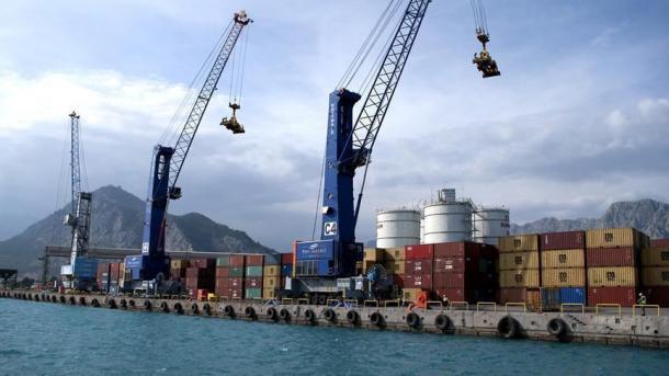 Eksportet turke rriten me 3,4 për qind në muajin shkurt | TRT  Shqip