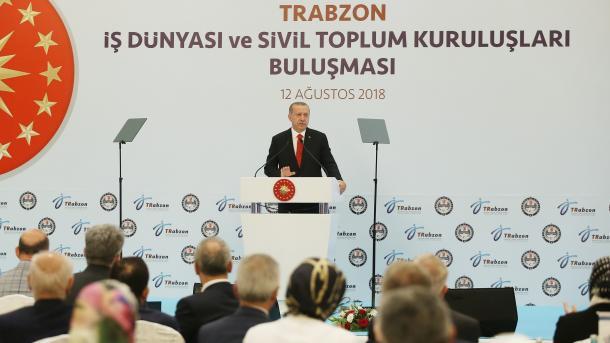 Erdogan: Turquía boicoteará los productos electrónicos de EE.UU