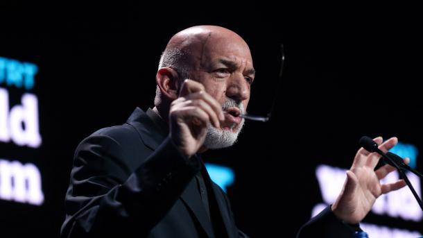 Karzai: Po dëshmojmë shkarjen e boshtit botëror, Turqia urë lidhëse Lindje-Perëndim | TRT  Shqip