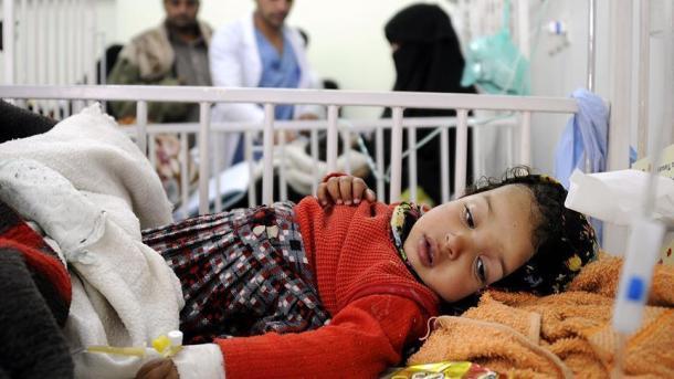 Jemen - Kolera merr jetët e mbi 2.100 personave | TRT  Shqip