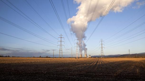 Взрыв наАЭС воФранции: работу одного изреакторов остановили