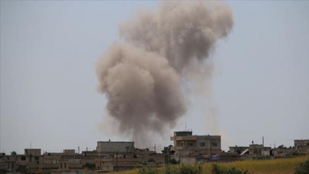 Regjimi sirian sërish sulmon pikat e vëzhgimit të Forcave të Armatosura të Turqisë   TRT  Shqip