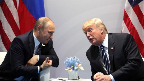 Shënim – Takimi i parë Trump-Putin pas 6 muajve marrëdhënie të ftohta   TRT  Shqip