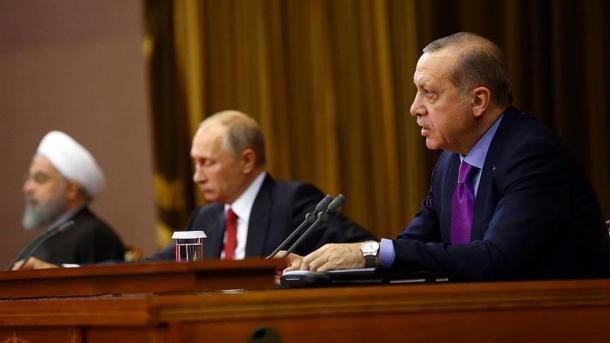 Эрдоган допустил контакты сАсадом повопросу сирийских курдов