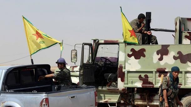 ShBA-ja vazhdon të furnizojë me armë YPG/PKK-në terroriste në Siri | TRT  Shqip