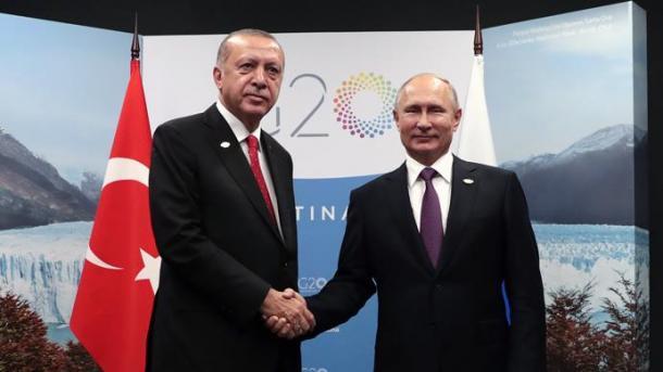 Erdogan-Putin në 2018-n: 7 takime kokë më kokë, 18 biseda telefonike dhe 6 takime ndërkombëtare | TRT  Shqip