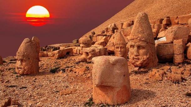 Turizmi në Turqi – Mali Nemrut | TRT  Shqip