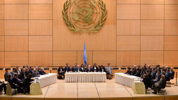 Ženeva: Postignut značajan napredak u vezi s pitanjem prijelazne vlasti u Siriji