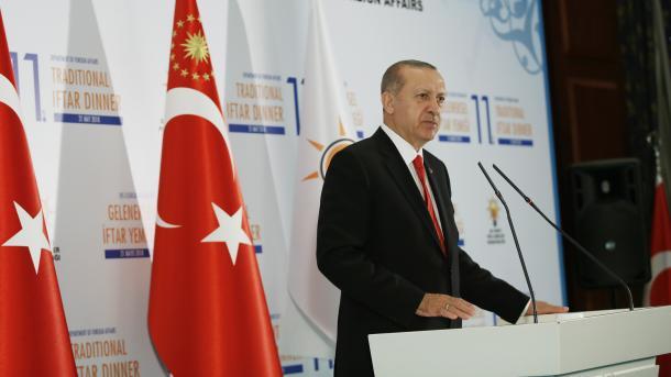 اردوغان: لن نستغني عن القدس   TRT  Arabic