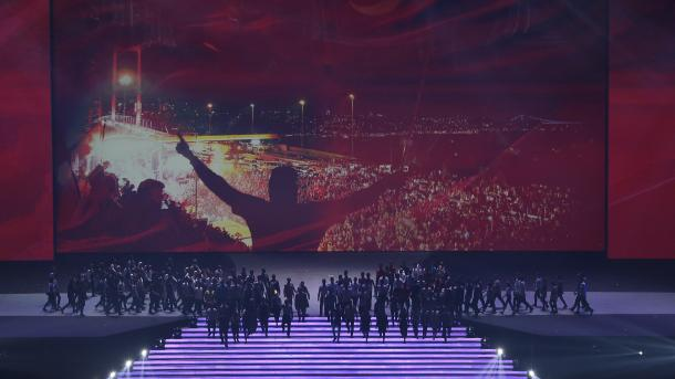 【2017サムスン・デフリンピック】 豪華絢爛な開会式 | TRT  日本語