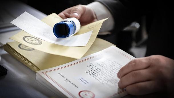 ВТурции открылись избирательные участки для участия вконституционном референдуме
