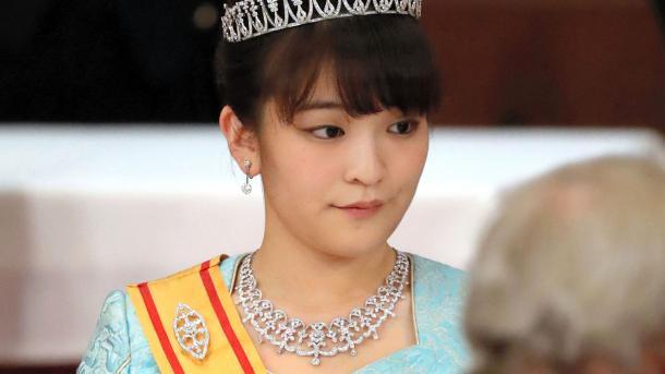 【日本】 眞子内親王、愛のために皇族の身分を離れる決意 | TRT  日本語