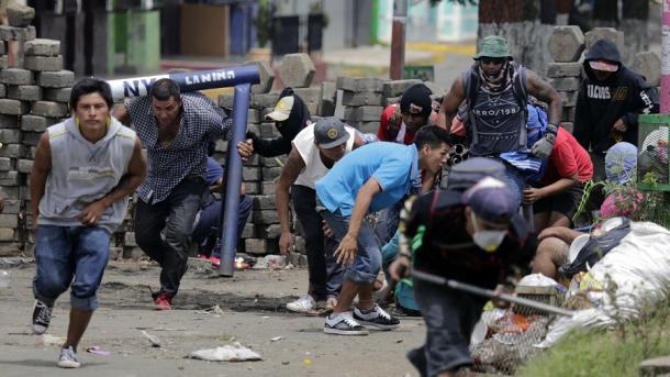Denuncian ataques de militares vestidos de policías en Nicaragua