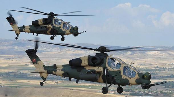 Pakistani blen nga Turqia 30 helikopterë ATAK | TRT  Shqip