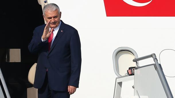 Kryeministri Yildirim do të zhvillojë një vizitë zyrtare në Angli | TRT  Shqip