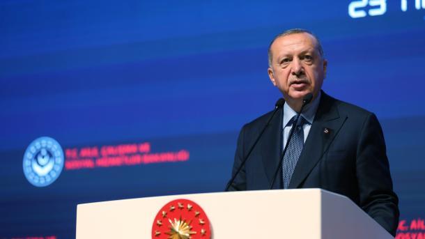 エルドアン大統領、世界における正義の欠如を強調