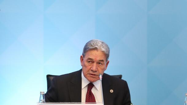 Winston Peters: Sulmi i ndërmarrë ndaj myslimanëve është sulm i ndërmarrë ndaj të gjithëve | TRT  Shqip