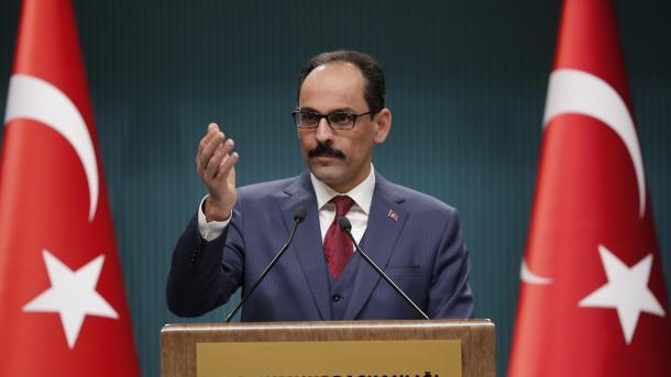 Kalin: Kërkesat amerikane për Brunson janë të papranueshme | TRT  Shqip