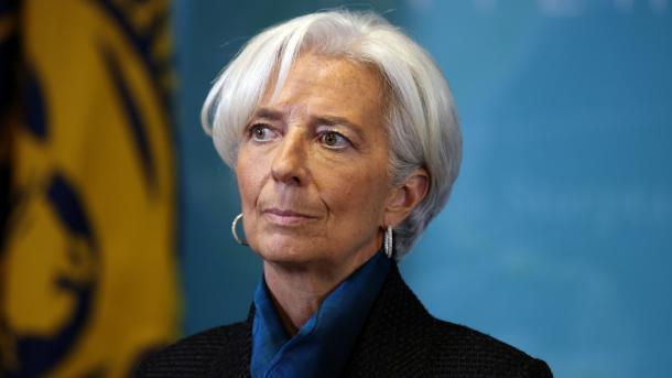 Lagarde paralajmëron: Përgatituni kundër një stuhie të mundshme në ekonominë botërore   TRT  Shqip