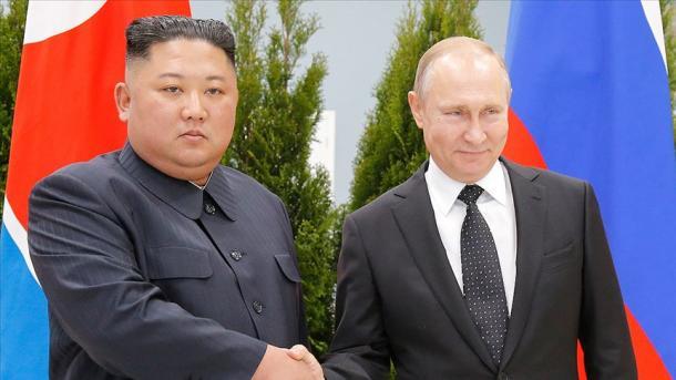 Première rencontre entre Kim Jong-un et Poutine — Extrême-Orient russe