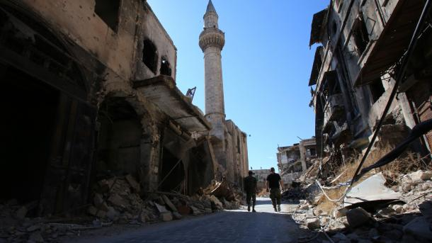 Syrie : la