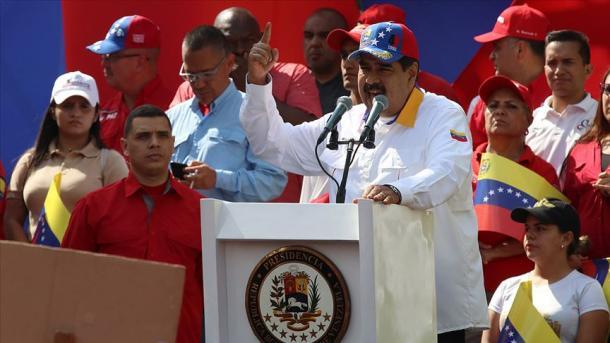 Guaidó pide a venezolanos confianza en su hoja de ruta