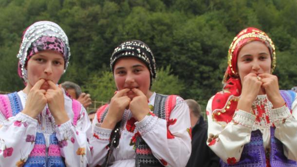 La danse légendaire marocaine,Taskiwin, inscrite sur la Liste du patrimoine culturel immatériel