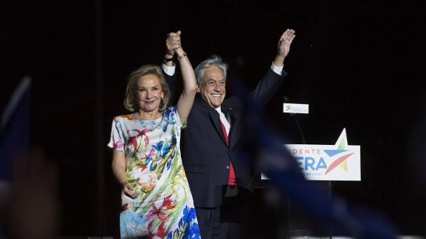 TRICEL proclamó a Sebastián Piñera como presidente electo de Chile