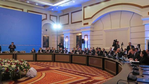 Совещание совместной оперативной группы поСирии завершилось вАстане