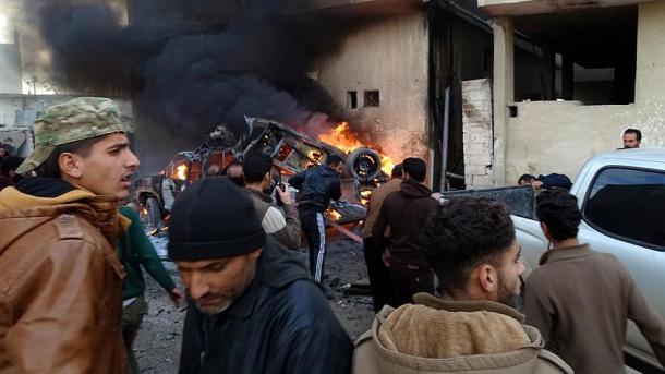 Siri - Gjatë muajit të kaluar janë vrarë 774 civilë | TRT  Shqip