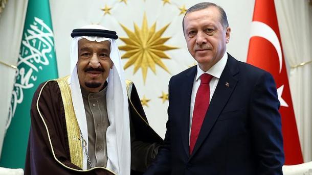 اتصال هاتفي بين الرئيس اردوغان و العاهل السعودي الملك سلمان   TRT  Arabic