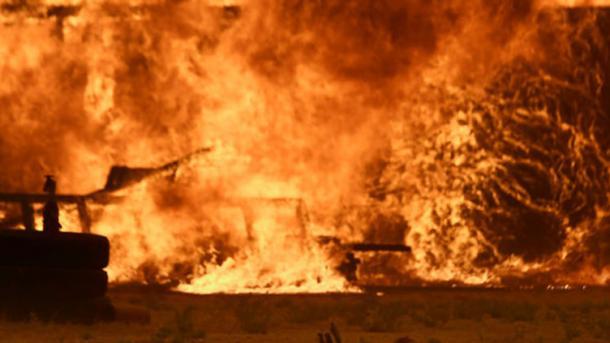 Buschfeuer in Kalifornien fordern über 30 Menschenleben