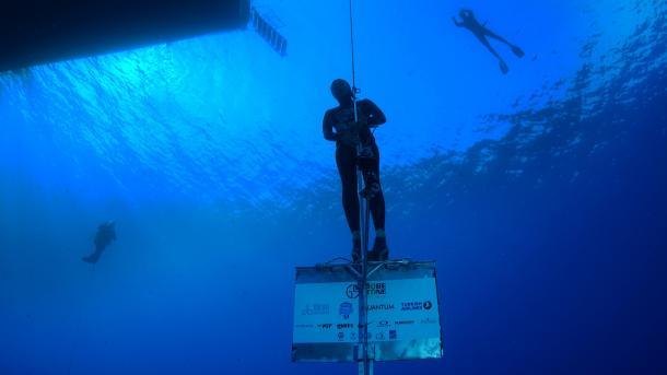 Turkinja oborila svjetski rekord u dubinskom ronjenju