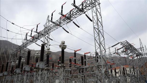 Irak - Siemens baut Stromnetz im Irak aus