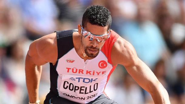 400米障碍赛土耳其选手向世锦赛冠军冲刺 | 三昻体育官网