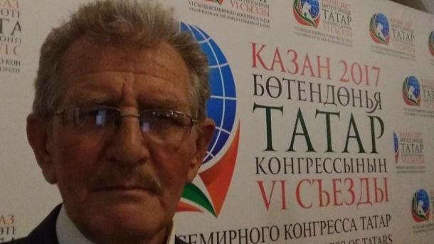 Tatar Qorıltayı delegatı Bähzat Aqtaş | TRT  Tatarça