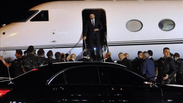 Складбища напарад: премьер Ливана снова вБейруте