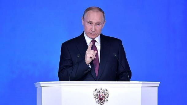 РФготова действовать сЛАГ для обеспечения безопасности врегионе— Путин