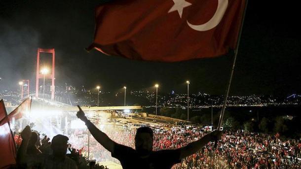 Message Des Etats Unis A La Turquie A L Occasion Du 1er Anniversaire
