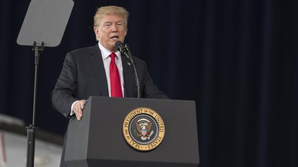 Trump schäumt nach Razzia bei seinem Anwalt