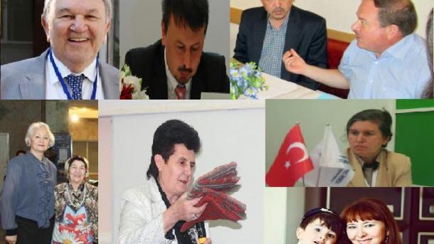 2014 yılda Törkiyädä tatarlar | TRT  Tatarça