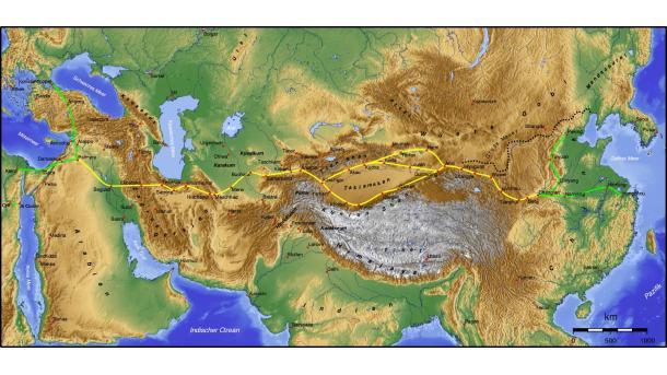 Koment - Rruga e Mëndafshit dhe Turqia | TRT  Shqip