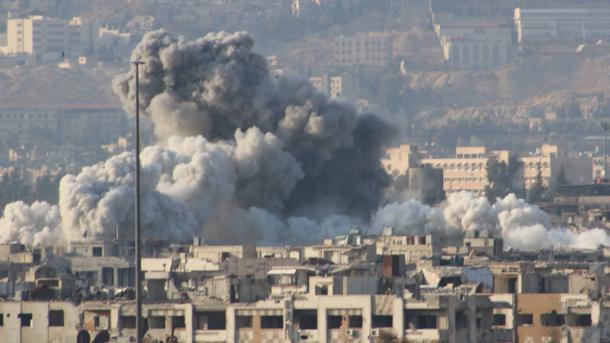 Siri - Guta Lindore - Të paktën 20 civilë të vrarë në sulmet e regjimit | TRT  Shqip