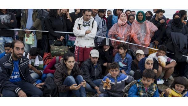 Si do të shpërndahen emigrantët në Evropë ? | TRT  Shqip
